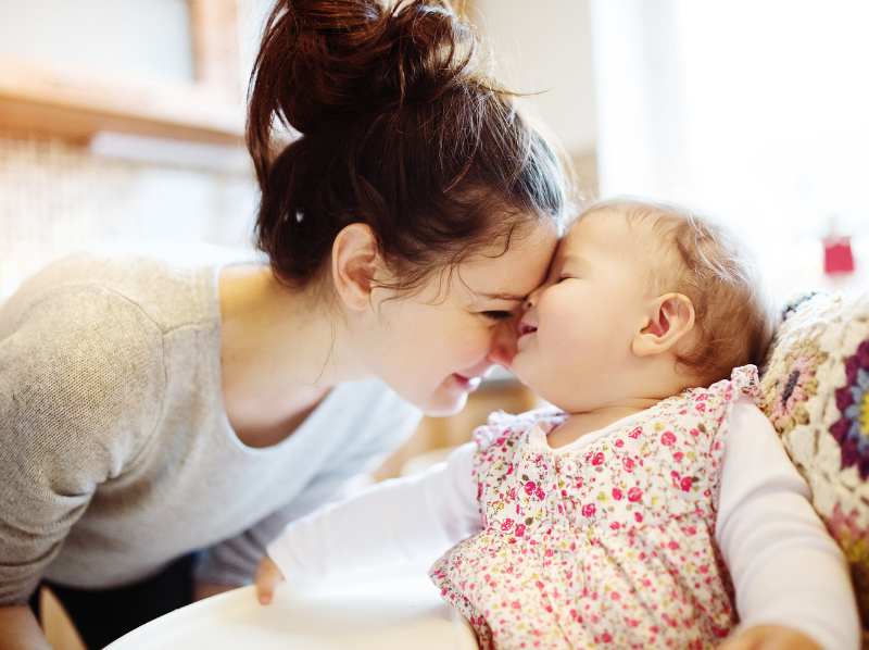 The Busy Girl's Guide to Weaning
