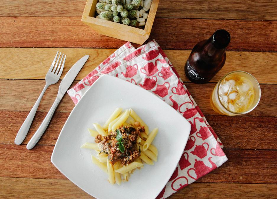 Veggie 'Bolognese' Sauce