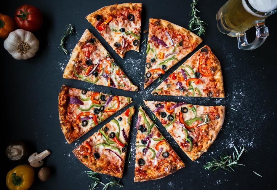 Two Ingredient Gluten Free Pizza Dough