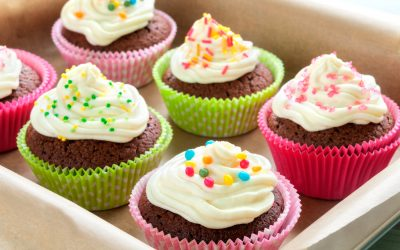 GF Chocolate Cupcakes