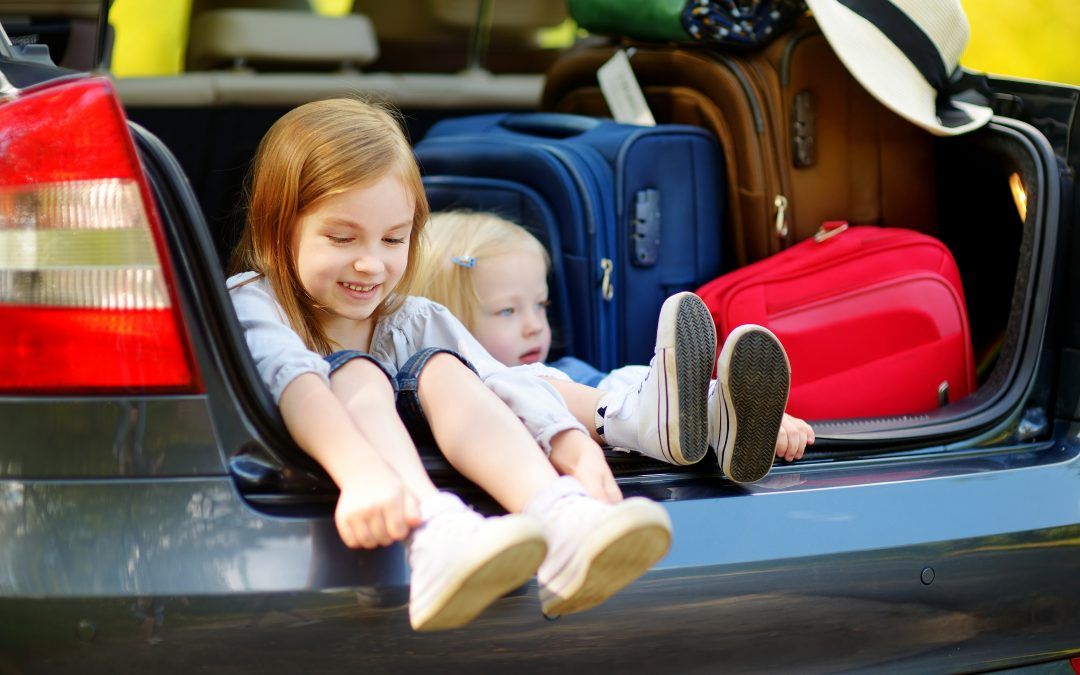 Riding in Cars with Kids: a Survival Guide