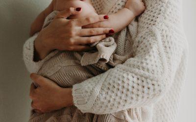 The Overwhelm of Motherhood