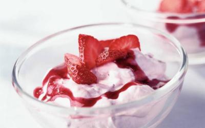 Strawberries n Cream
