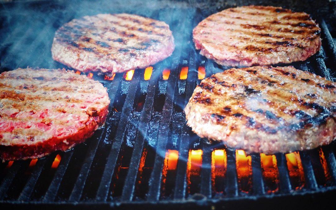 Turkey Bacon Burgers