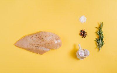 Bruschetta Chicken Thighs